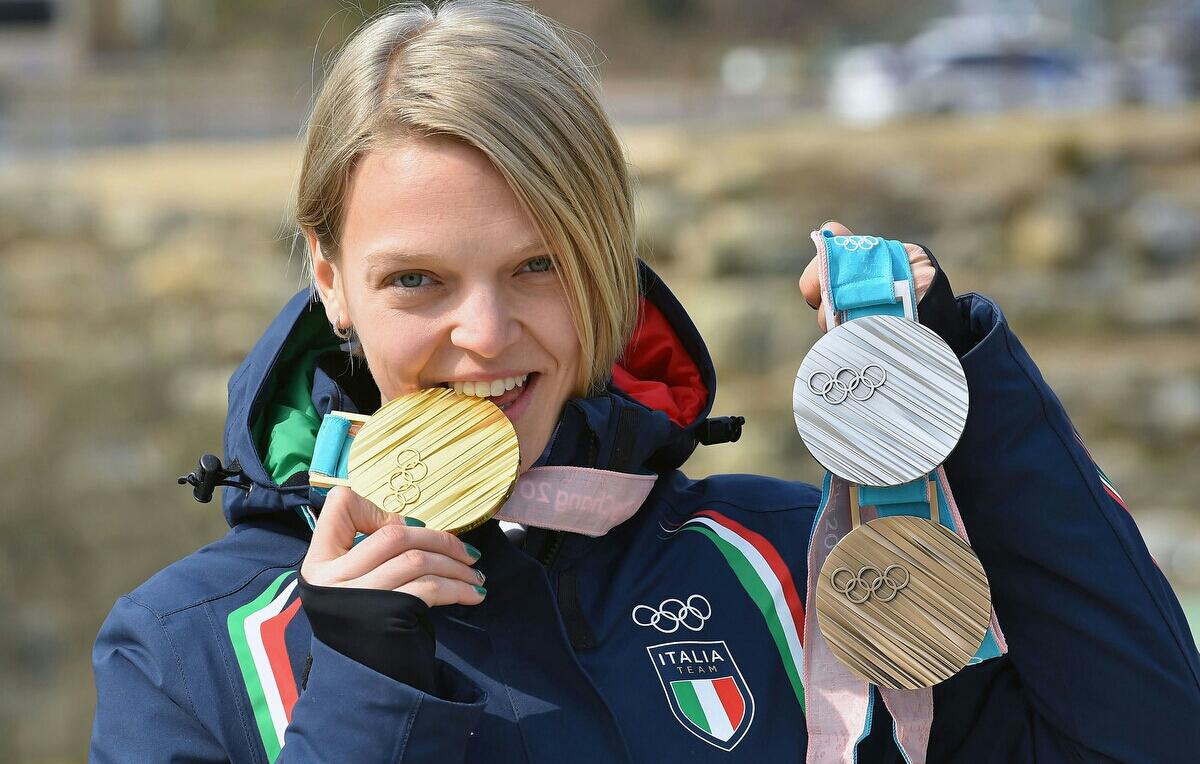 Grazie Arianna! Da portabandiera a leggenda olimpica