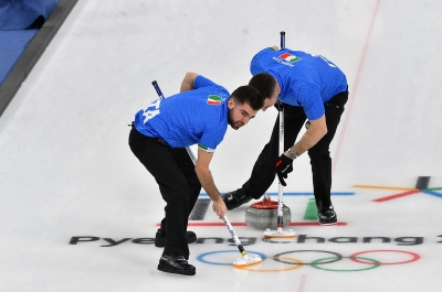 Curling: Italy-Great Britain 6-7 after extra end