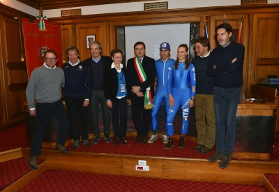 Italia Team to PyeongChang 2018 and Cortina 2021