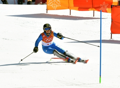Moelgg, Curtoni, Costazza: Ladies' Slalom