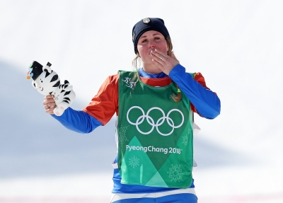 Snowboard: Moioli super wins the gold medal