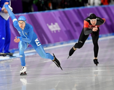 Speed Skating: Tumolero wins the bronze medal