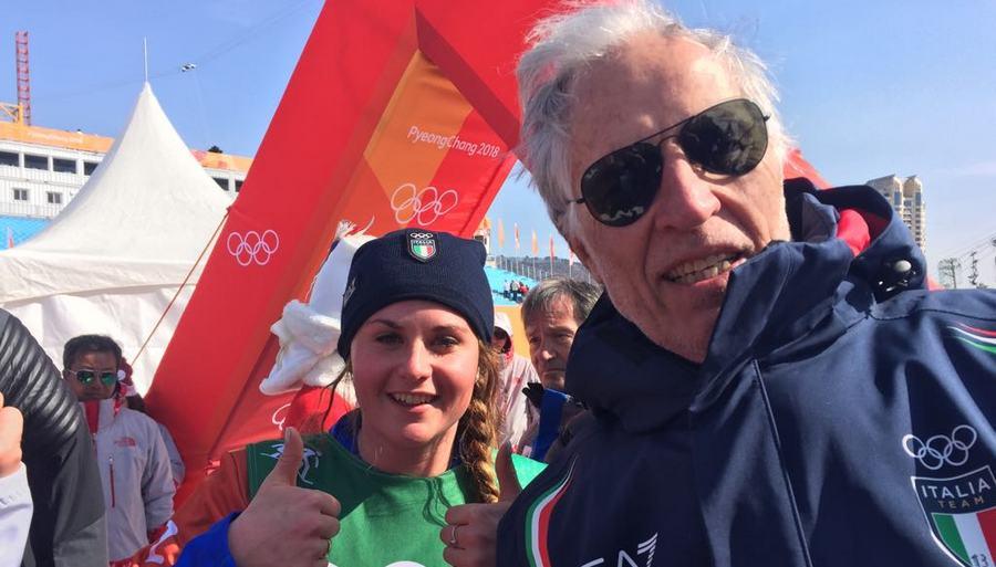 Gold for Michela Moioli! 6th Italian medal at PyeongChang