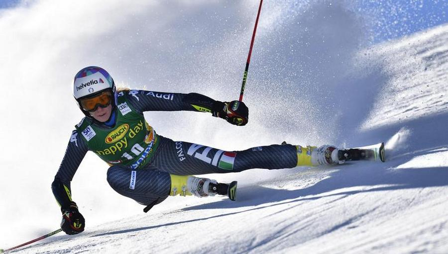 Olimpiadi Pyeongchang 2018 Coni Marta Bassino Named Young Skier Of The Year The Italian Athlete Wins Award At The Finals In Aspen