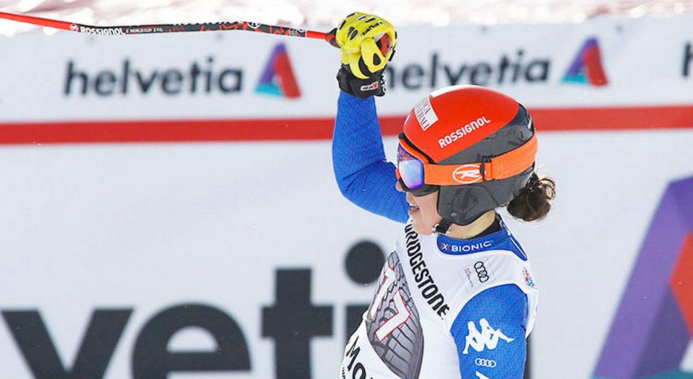 Coppa del Mondo: splendida Brignone, suo il SuperG di Bad Kleinkirchheim