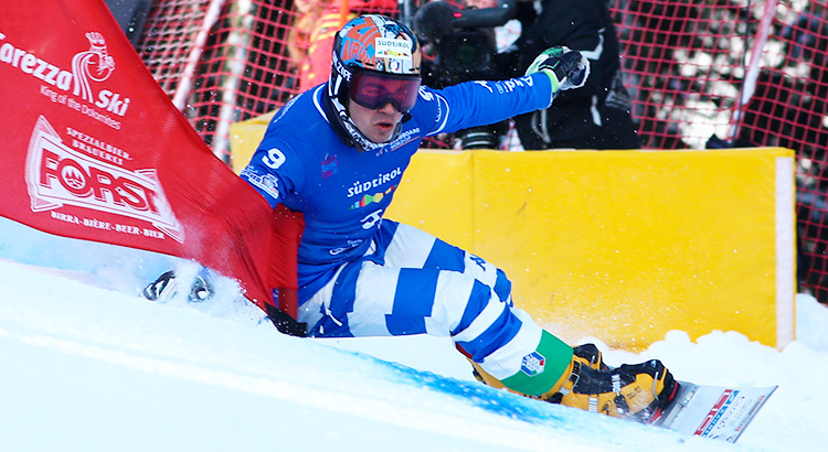 Coppa del Mondo, Coratti ancora sul podio: terzo nel PGS di Bansko davanti a Felicetti