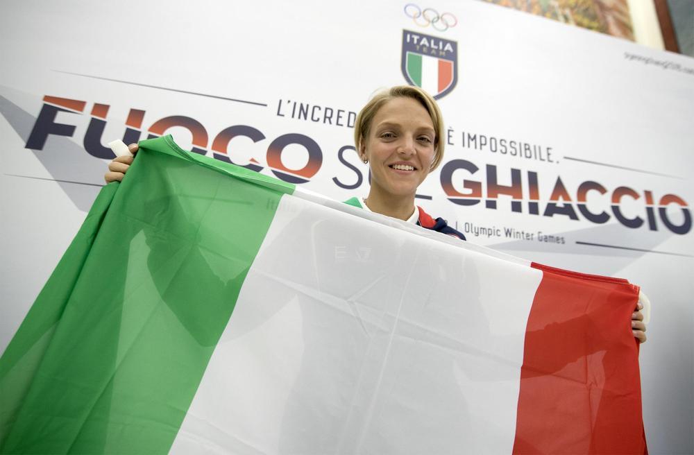 Ecco l'Italia per PyeongChang: 121 atleti più 2 riserve