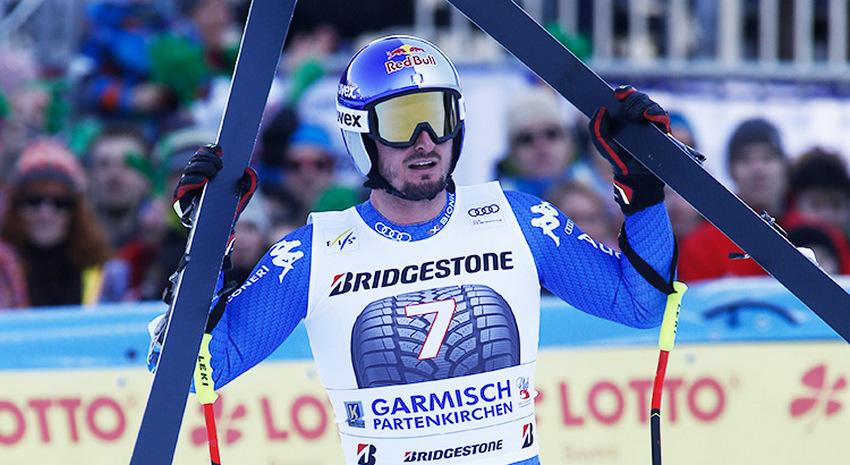 Coppa del Mondo: acuto Paris, 2° ex aequo nella discesa di Garmisch