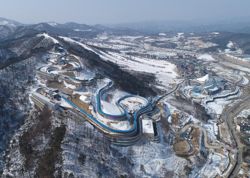 Olimpiadi pyeongchang 2018 coni malag e mornati a for Xxiii giochi olimpici invernali di pyeongchang medaglie per paese