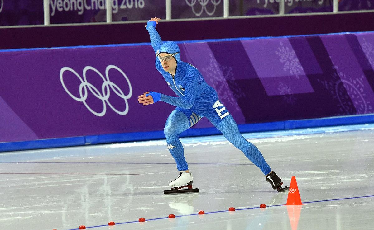 Bronze 10000m medal for Nicola Tumolero. 5th Italian medal at the Olympics